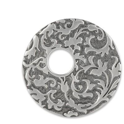Scheibe Pattern asym. , 32mm geschwärzt