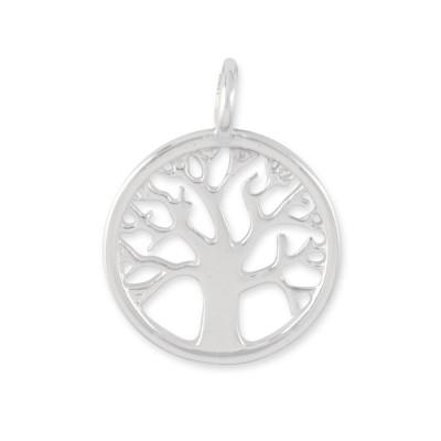 Anhänger Lebensbaum 11 mm, ohne Kette