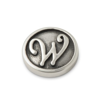 Top W Letter 11mm
