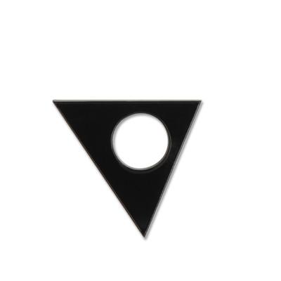 Acryl -Scheibe Hip 25x19 mm Dreieck