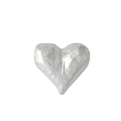 Cookie Herz Silber Ohne Kette