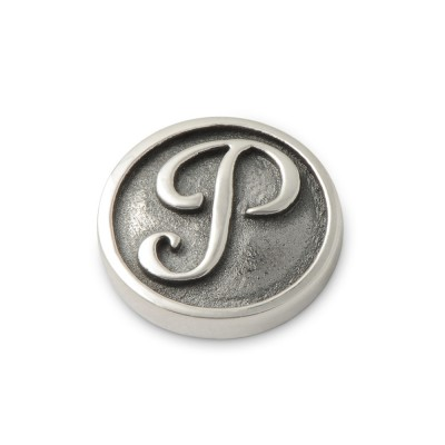 Top Letter P 11mm