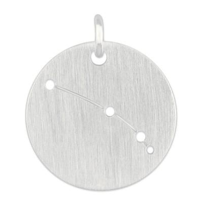 Sternzeichen Widder, Anhänger 16 mm, ohne Kette