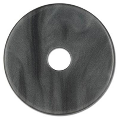 Scheibe Aquarell acryl 36mm anthrazit