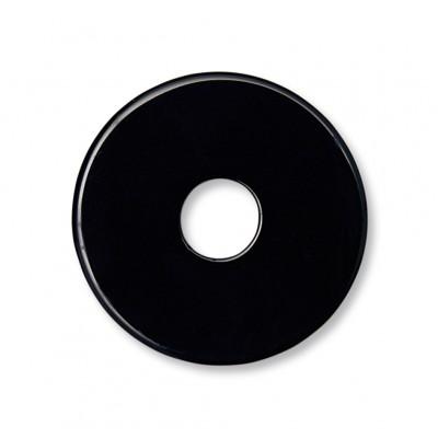 Color Scheibe, 28 mm, schwarz