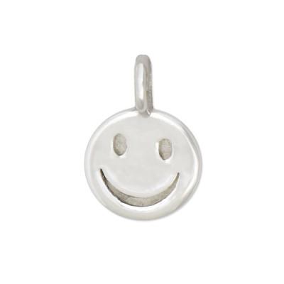 Mini Anhänger Smiley ohne Kette
