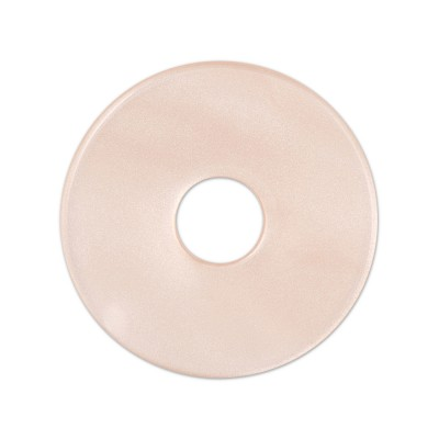 Scheibe Aquarell acryl 28mm beige