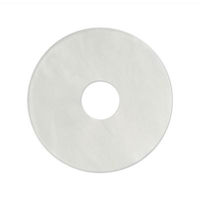 Scheibe Aquarell acryl 28mm grau