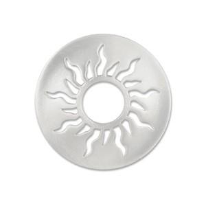 Scheibe Sonne 25mm