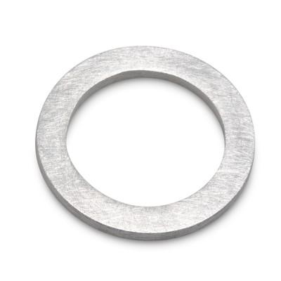 LOOP Ring innen 29mm, Aussen 40mm - Silber 925