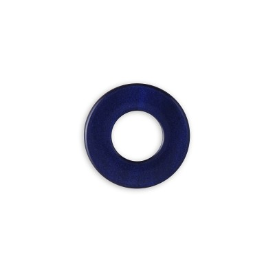 Scheibe Aquarell acryl 16mm marineblau***
