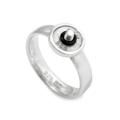 Ring - für EINE Scheibe - ca. 4,5mm breit