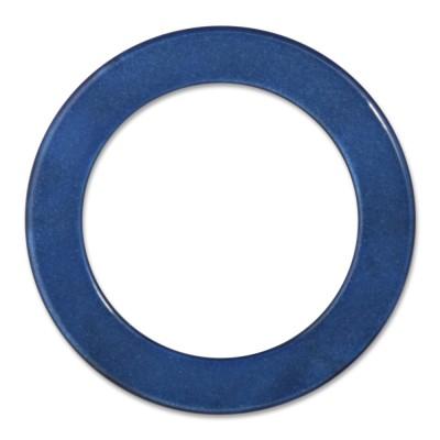 LOOP Ring innen 29mm, Aussen 40mm - blue