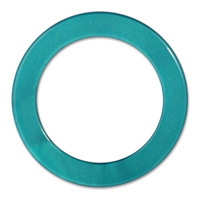 LOOP Ring - 29mm/40mm - turquoise