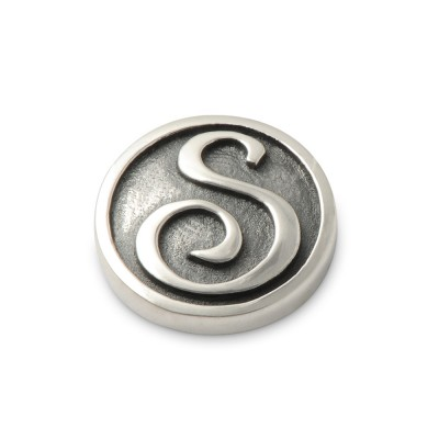 Top S Letter 11mm