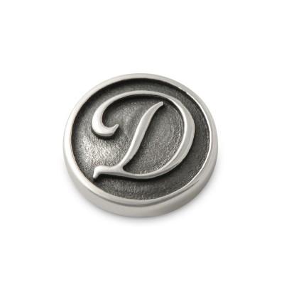Top Letter D 11mm