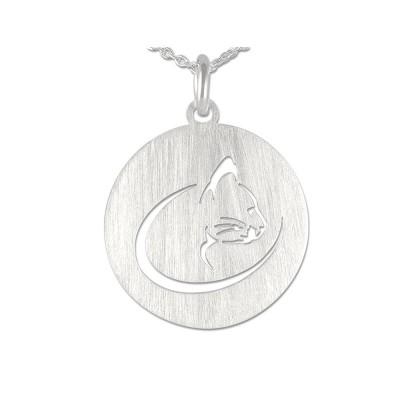 Anhänger Katze Portät inkl. Silberkette