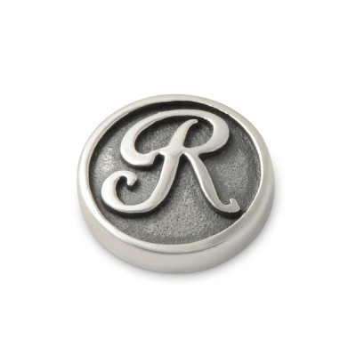 Top R Letter 11mm