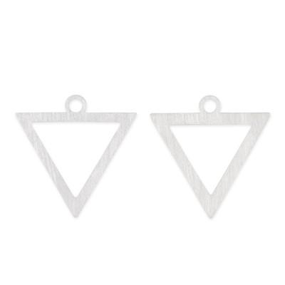 Dreieck Einhänger 19x20mm