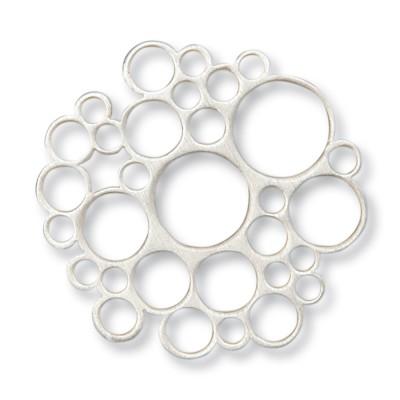 Scheibe Bubble, matt 25mm
