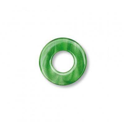 Scheibe Aquarell acryl 16mm grün