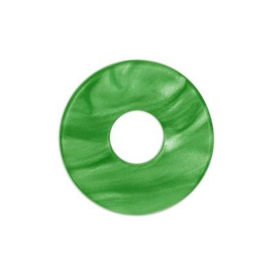 Scheibe Aquarell acryl 22mm grün
