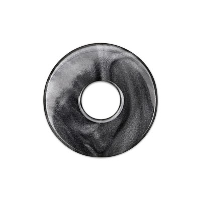 Scheibe Aquarell acryl 22mm anthrazit