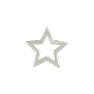 Anhänger Stern 11mm ohne Silberkette
