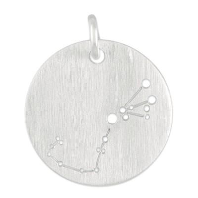 Sternzeichen Skorpion, Anhänger ohne Kette, 16 mm