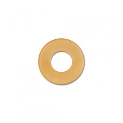 Scheibe Aquarell acryl 16mm gold