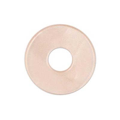 Scheibe Aquarell acryl 22mm beige