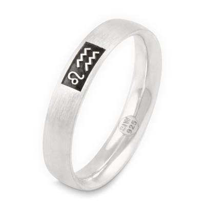 Ring 4 mm, bis 3 Sternzeichen