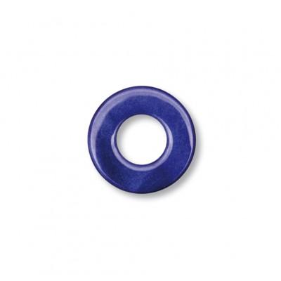 Scheibe Aquarell acryl 16mm blau
