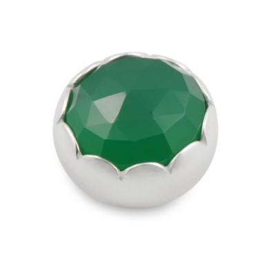 Top Facette GREEN CALCEDON 10mm