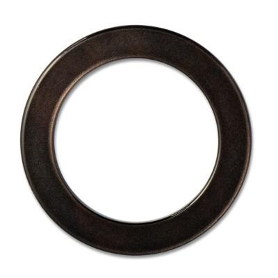 LOOP Ring innen 29mm, Aussen 40mm - braun