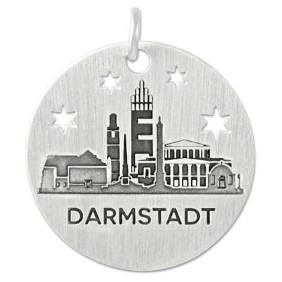 Gravurplättchen Darmstadt