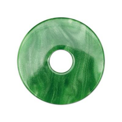 Scheibe Aquarell acryl 28mm grün