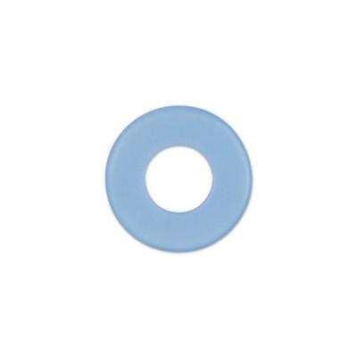 Scheibe Aquarell acryl 16mm hellblau