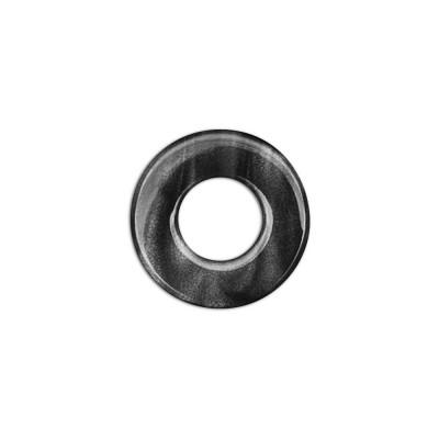 Scheibe Aquarell acryl 16mm anthrazit