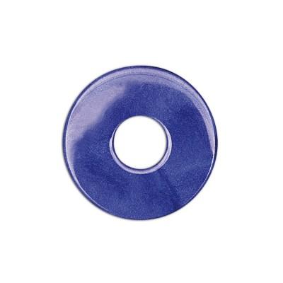 Scheibe Aquarell acryl 22mm blau