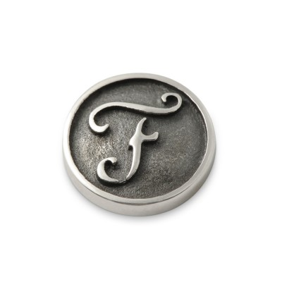 Top F Letter 11mm