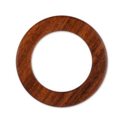 LOOP Außenring Holz 23mm - 34mm WOOD