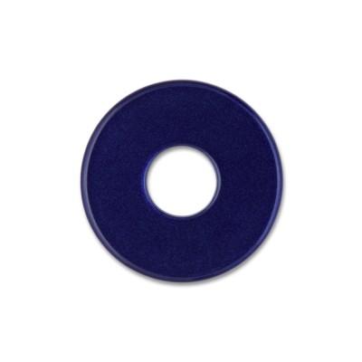 Scheibe Aquarell acryl 22mm marineblau***