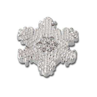Top Snowflake 14 mm Pavé
