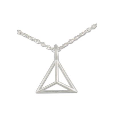 Anhänger Triangel inkl. Silberkette