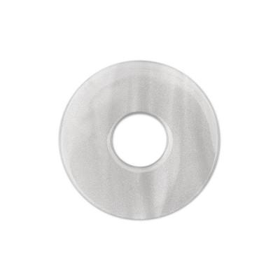Scheibe Aquarell acryl 22mm grau