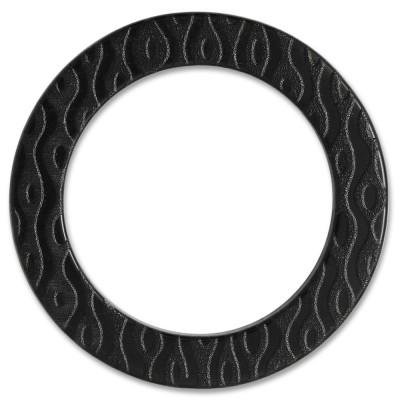 LOOP Ring innen 29mm, Aussen 40mm - schwarz Muster