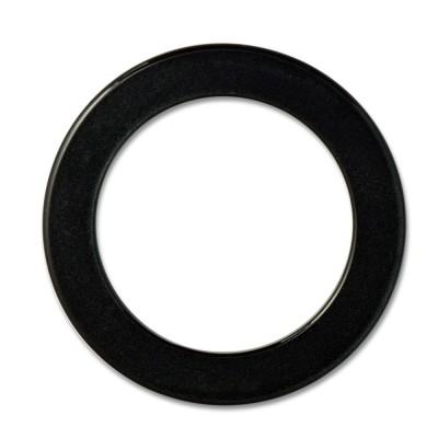LOOP Ring innen 29mm, Aussen 40mm - black glänzend