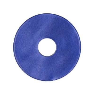 Scheibe Aquarell acryl 28mm blau