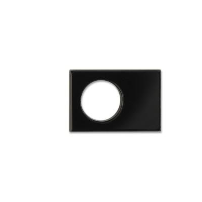 Acryl -Scheibe Hip 18x7mm Rechteck